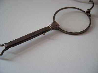 antikes Brillengestell, Binokel, Binocular, Lesehilfe 3