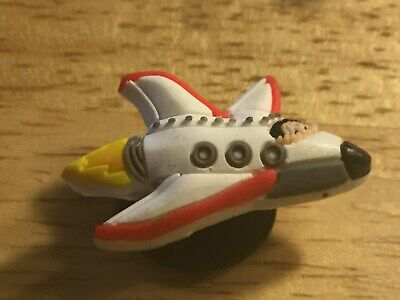 Planes Helicopters Shuttles Authentic Jibbitz Shoe Charm Fit Crocs 5