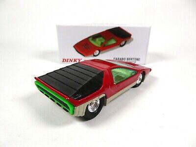 Coffret Collector Alfa Roméo Carabo Bertone DINKY TOYS Voiture Miniature MB101 7