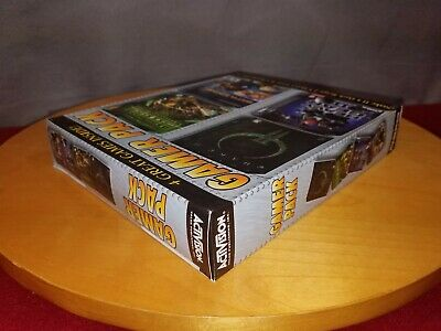 4 GAMER PACK, QUAKE II, Dark Reign 2, Heavy Gear II, Battlezone 2, PC  CD-ROM New