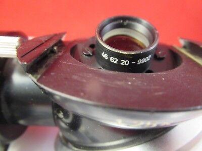Zeiss Pol 466220 Tourelle Assemblage Microscope Pièce comme sur Photo # 3