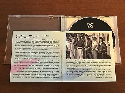 Duran Duran MTV's 2nd Annual New Year's Eve Rock'n'Roll Ball '82 CD w/The Pass 4
