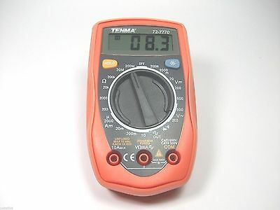Tenma Hand Held Digital Multimeter B5