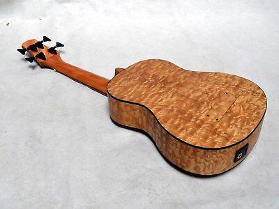 BASSUKULELE - AQUILLA SAITEN - MAPLE WOOD - EQ -  MENSUR 53cm - FRETTED - BUK50 2