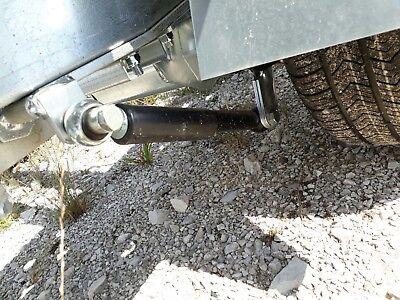 Autotransporter L- AT 350 G-K 1500 kg Pongratz kippbar mit Spiralkabel 7