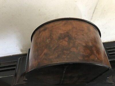 Drum Head Victorian Fuse Clock 11