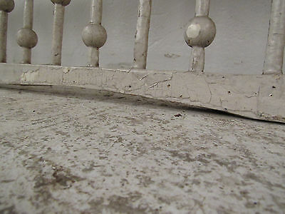 Vintage Victorian Stick and Ball Fretwork (1442)NJ 5