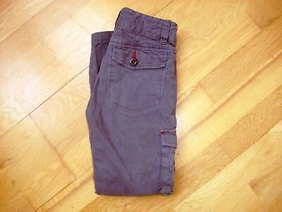 Boys fine needlecord TED BAKER jeans trousers age 7 great condition 6