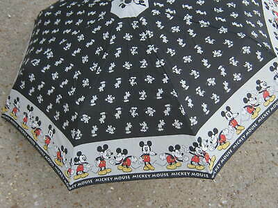 The Disney Store Parasol Mickey Mouse Umbrella 11