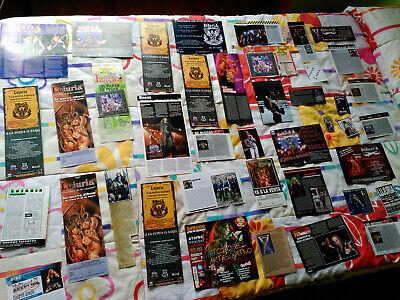 Lujuria Oscar Sancho Lote 2 Poster + Reportajes Desde Los 90 A 2010 Mago De Oz 4