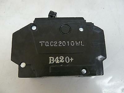New GE TQC2415WL Circuit Breaker 2 Pole 15 Amp 415V With Line and Load Lugs