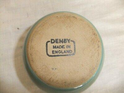 C4 Pottery Denby Bourne - Manor Green - plates cups jugs tea coffee pots 6D2A 2