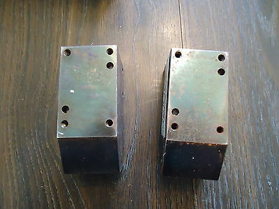 2 New Slide Block For Electrode Holder # 10474635-A80