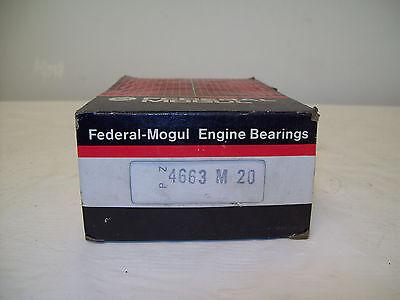 4.3L Federal Mogul Engine Bearings Set 4663 M 1 5.0L 4.4L 5.7L 5.3L