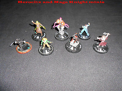 Choose-Your-Own D&D PC minis lot fantasy miniatures Dungeons Dragons Pathfinder Miniatures Dungeons & Dragons