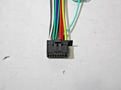 Pioneer Avh X1700s Wire Harness New Cr2 9 39 Picclick
