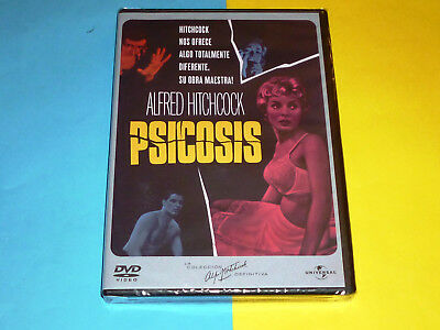 PSICOSIS + LA VENTANA INDISCRETA + LOS PAJAROS Psycho + Rear window + The Birds 3