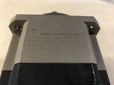 APEX DYNAMICS INC AB060S2P2 AB060-S2-P2  5:1 ratio