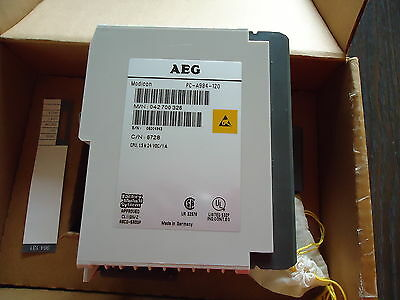 New Aeg Modicon Pc-A984-120, 042700326 Programmabel Controller Made In Germany 3