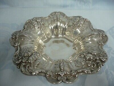 Lovely Reed & Barton Sterling Francis I Bowl X569, 1949 Date Mark 2