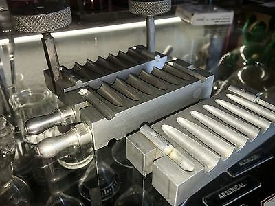 Apotheker - Suppositorien - Zäpfchengussform für 12x2 Gr. mit Kühlanschluss TOP 4