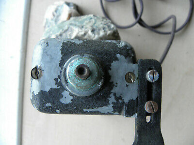 Vintage Needlelite Sewing Machine Motor Carter Electrical 200/50V Universal Acdc 12