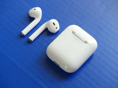 Authentic Apple AirPods 2nd Generation Left, Right, or Charging Case Replacement 6