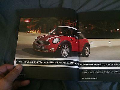 Mini Cooper Usa >> 2005 Bmw Mini Cooper S Usa Market Color Brochure Catalog