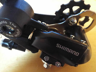 Shimano Tourney RD TX35 5/6 /7/8Speed Direct Mount MTB Rear Mech Derailleur 1Pcs 4