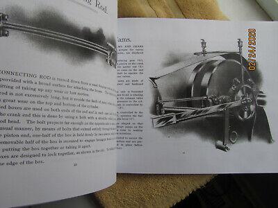 Foos 1903 Gas and Gasoline Engine Catalog #10 Springfield Ohio Super Rare!! 4