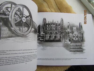 Foos 1903 Gas and Gasoline Engine Catalog #10 Springfield Ohio Super Rare!! 3