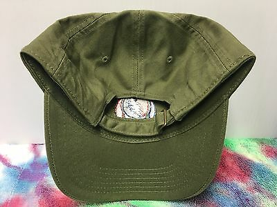 Grateful Dead Steal Your Face Embroidered Low Profile Organic Cotton Ball Cap 6