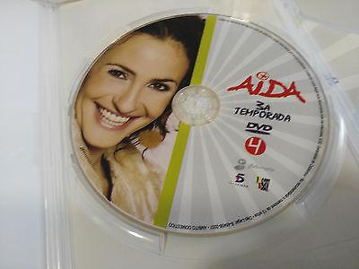 Aida Temporada 3 Tercera Completa - 4 Dvd Edicion Especial En Caja - Am 6
