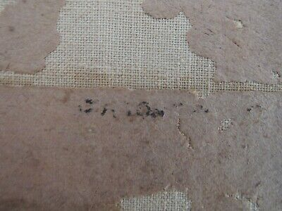 Vintage Unusual Wooden Sewing Table Collapsible Tamboured 5