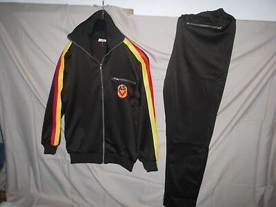 NEU 44,48,52,56,60,64 DDR NVA Sport Uniform TRAININGSAnzug ASV,Jacke Hose Sommer