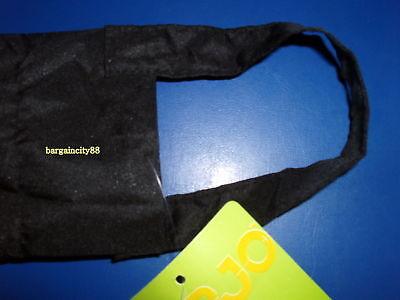 NEW Korjo Windproof Travel Umbrella Black Small 9