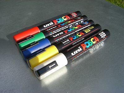 5 x Beekeepers Queen marker pens - FULL SET ! 8