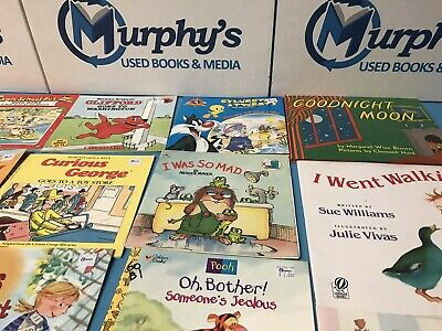 Story Time Assorted Bundle / Lot of 20 StoryBooks for Kids/Toddlers/Daycare 3