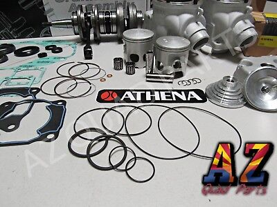 Banshee Athena Cylinders 68mm Big Bore WISECO Pistons O-Rings Gaskets Bearings