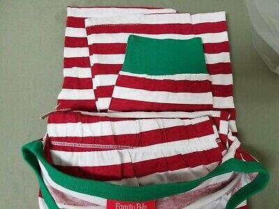 Retail  34.99 New Womens Macy/'s Family PJs 2 Pc Pajama Sleepwear Set