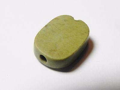 Zurqieh -Q284- Ancient Egypt , Stone Scarab. New Kingdom. 1400 B.c 2