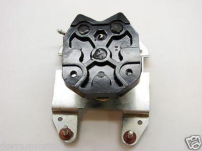 Vintage GE 4131-1 3-Wire Flush Dryer Outlet In Box 250V 30A Brown Plastics b98 4