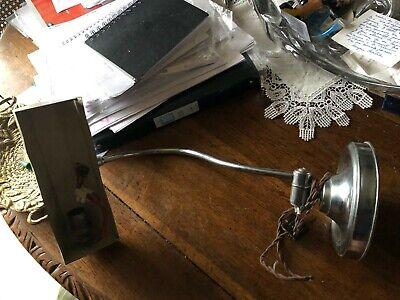 Lampe De Bureau Ancienne Notaire Banquier Art Deco 10