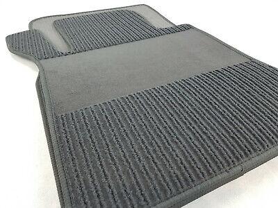 NEU safran bambus $$$ Rips Fußmatten für Mercedes Benz W140 SE dattel
