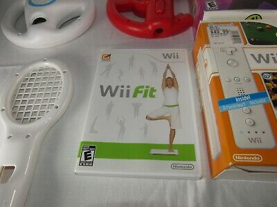Box Of Misc Wii Stuff 5