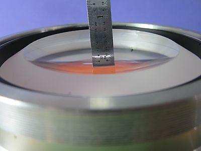 Optique Énorme Convexe Concave Monté Verres Mil Spec Laser comme sur la Photo Bn 9
