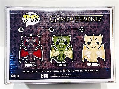 1 Box Protector For Many (Not All) FUNKO POP! 3 Packs  Read! Clear Display Case 9