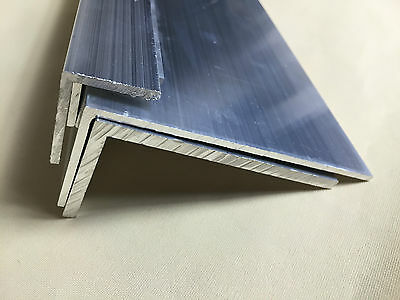 Aluminium Angle L Profile Mill Finish 6060 Grade Various Lengths Thickness 2 3 4 11