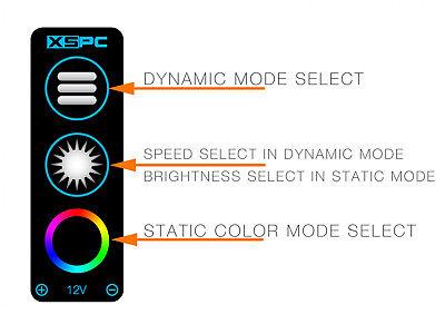 XSPC  RayStorm Neo WaterBlock (AMD sTR4 Threadripper) Black Chrome 5