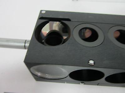Microscope Pièce Leitz Leica Polyvar Dic Slide 500281 Optiques Tel Quel Bin 4